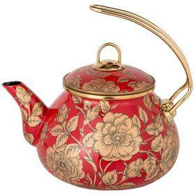 Чайник эмалированный agness, 2,2л-950-148