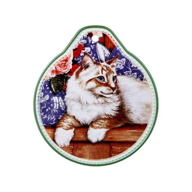 """Подставка под горячее """"кошки"""" 19*22 см.-229-298"""