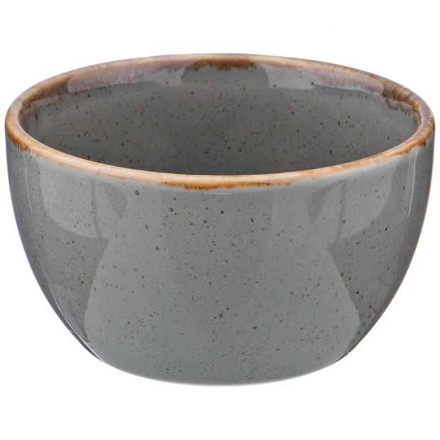 Сахарница seasons цвет темно-серый диаметр=9,5 см (кор=6шт.)-664-157