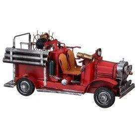 Фигурка пожарная машина 39*15*19 см.
