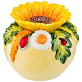 Банка для пищевых продуктов диаметр=10 см.(кор=24шт.)-59-501