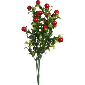Цветок искусственный паслен высота=34 см.