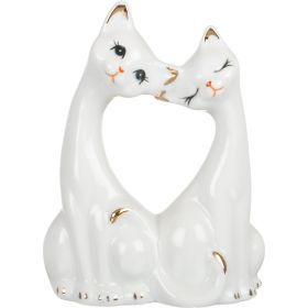Фигурка кошки 9*4 см. высота=12.5 см.