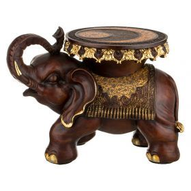 Подставка-слон укрепление веры в собственные силы 32,5*36 см. высота=46 см.