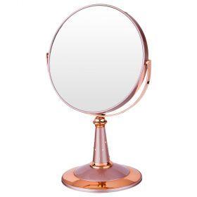 Зеркало настольное диаметр=18 см.высота=30 см.увеличение в 7 раз-416-087
