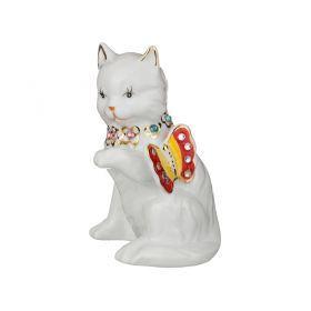 Статуэтка кошка 7*6 см. высота=11 см.