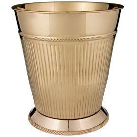 Ведро для шампанского латунь диаметр=24 см. высота=25 см.