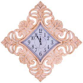 Часы настенные кварцевые 60,5*60,5 см размер циферблата 28,7*28,7 см-207-389