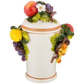 Емкость для пищевых продуктов 1400 мл. 20*13 см. высота=27 см.-335-351