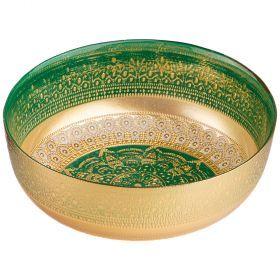 Чаша «jasmin» green 21 cm-339-176