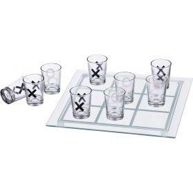 Игра для взрослых крестики-нолики 23*23*5 см