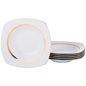 Набор суповых тарелок