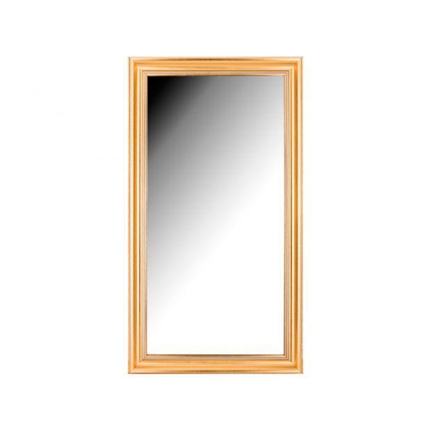 Зеркало 81х40 см. в багетной раме 91х50 см-575-942-70