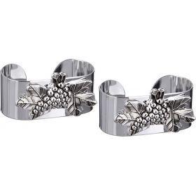 Кольцо для салфетки-258-257