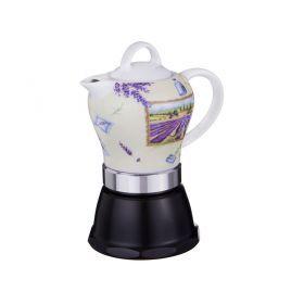 Кофеварка гейзерная 10*10 см. высота=18 см.-270-269