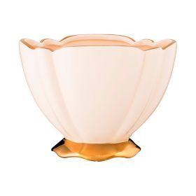 Чаша декоративная 20*14*14 см.-763-060