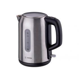 Чайник электрический hottek из нерж.стали ht-961-001 1,7 л, 2200 вт-961-001