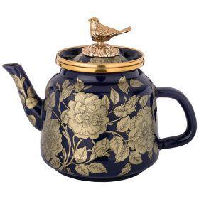 Чайник эмалированный agness, 1,0л-950-127