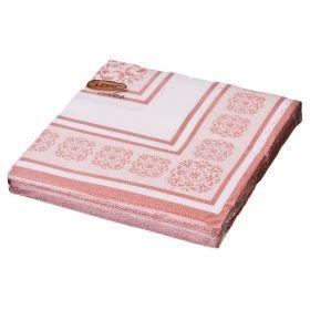 Салфетки бумажные 2-х слойные 33*33 см-423-230-1
