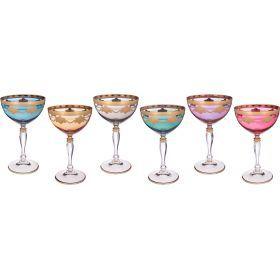 Набор бокалов для коктейлей из 6 шт.