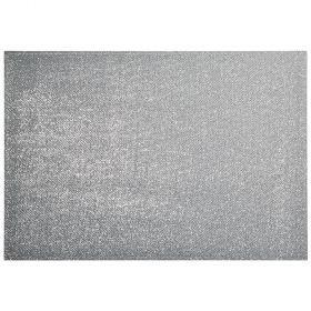 """Подстановочная салфетка """"феерия"""" серебро двухслойная 42*29 см-771-303 (Товар продается кратно 4шт.)"""