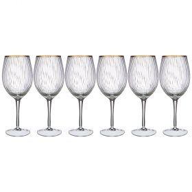Набор бокалов для красного вина из 6-ти шт.