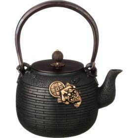 Чайник чугунный 1300 мл.-734-056