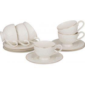 Кофейный набор на 6 персон 12 пр. 100 мл.-361-020