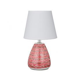 Светильник с абажуром высота=30 см.диаметр=17 см.е-14-139-166