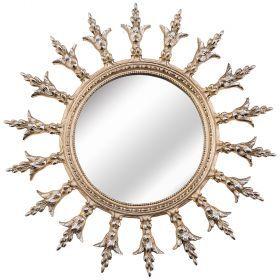 Зеркало настенное 28,5*1,5*28,5 см (кор=8шт.)-251-476