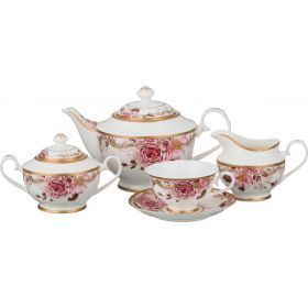 Чайный сервиз на 6 персон 15 пр.1300/220/400/500 мл.-760-456