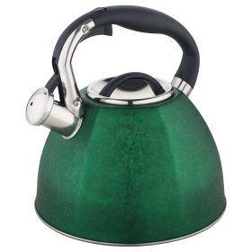 Чайник со свистком 3,0 л индукцион. капсульное дно-908-050