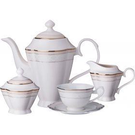 Чайный сервиз на 6 персон 15 пр.900/210/300/230 мл.-115-272