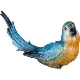 Фигурка попугай 22,2*7,8*11,8см