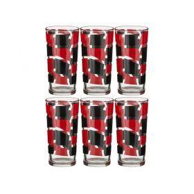 Набор стаканов для сока из 6шт.