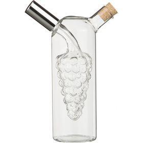 Бутылка для масла/уксуса 13*6*17 см.55/255 мл.-273-141