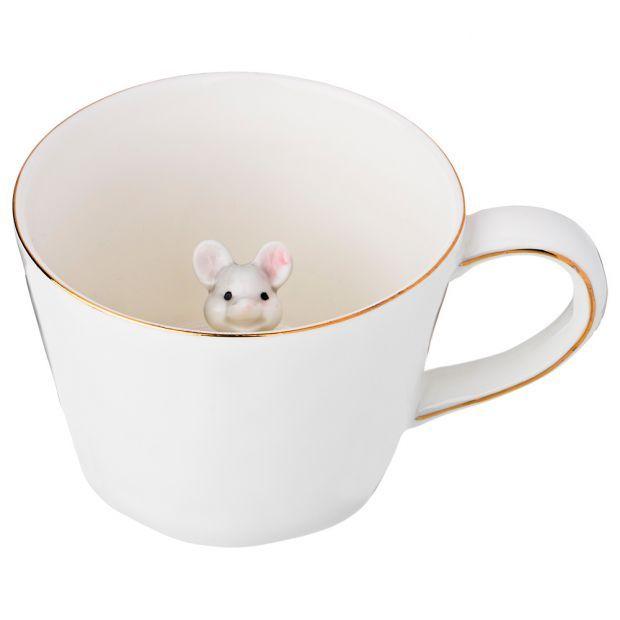 """Кружка """"мышка"""" 330мл (кор=36шт.)-149-614"""