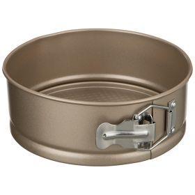 Форма для выпечки разъемная с антипригарным покрытием 18*6,8 см.-708-045