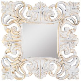Зеркало настенное 60,5*60,5 см (кор=6шт.)-207-370