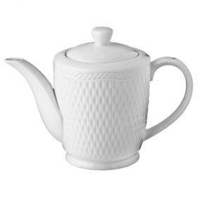 Заварочный чайник 500 мл. высота=13 см. (кор=24шт.)-264-935