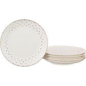 Набор тарелок 6 шт.диаметр=20 см.-275-822