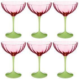 Набор бокалов для коктейлей из 6 шт. '