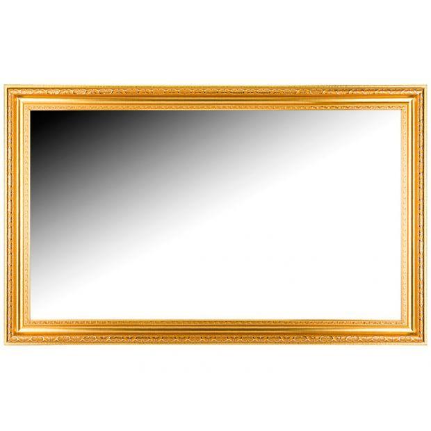 Зеркало 65,4х115,4 см. в багетной раме 130х80 см-575-925-37