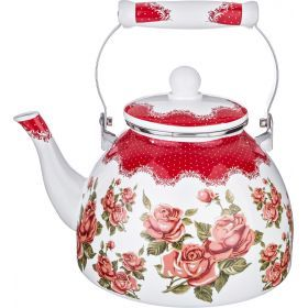 Чайник эмалированный 4 л.-934-355