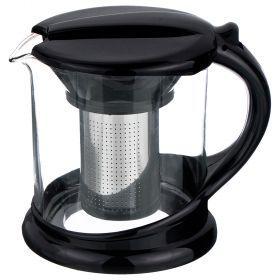 Чайник заварочный  agness с фильтром 1000 мл., strong (кор=24шт.)-884-040