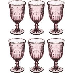 Набор бокалов для вина из 6 шт.марсала 280 мл. высота=16 см.