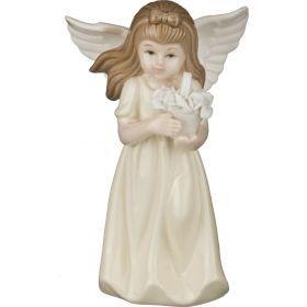 Фигурка ангелочек 8.8*6.5*14.6см
