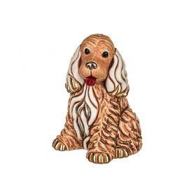 Статуэтка декоративная собака 8*7 см.высота=11 см.