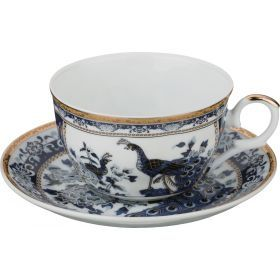 Чайный набор на 1 персону 2 пр. 200 мл.-69-1642