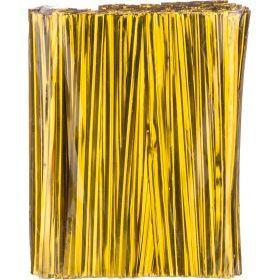Проволока для скрепления бантов длина=8см, упаковка=800шт (кор=100упак.)-242-045